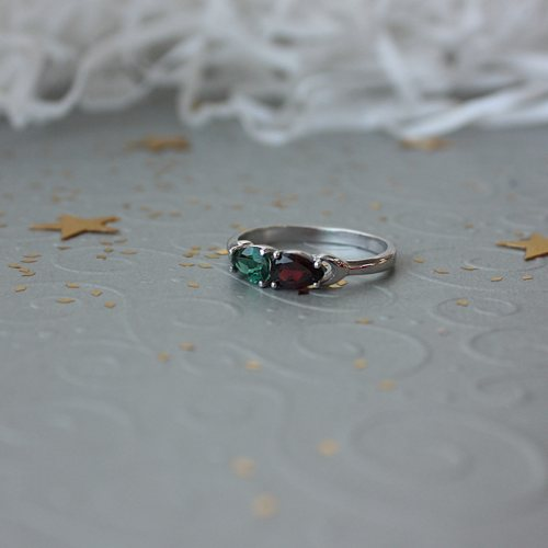 "Серебряное кольцо ""Банес"""