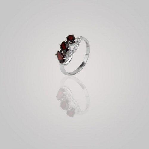 "Серебряное кольцо ""Эйфория"""