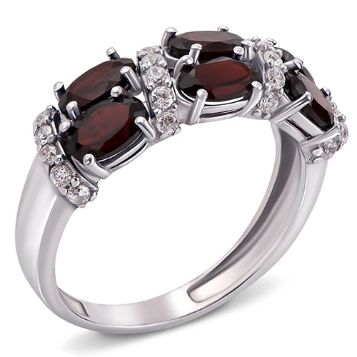 "Серебряное кольцо ""Фиолент"""