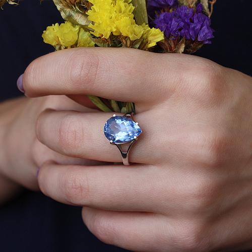 "Серебряное кольцо ""Камелот"""
