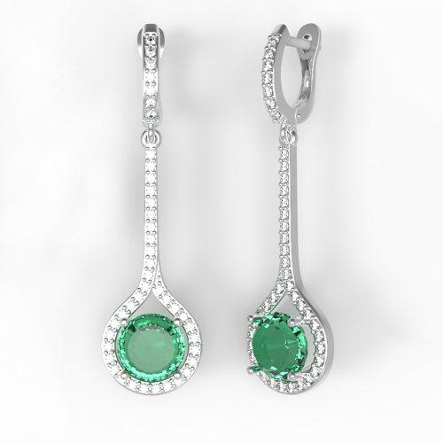 Камень: Зеленый кварц